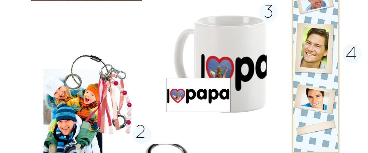Sélection cadeaux pour papa avec WEBPRINT