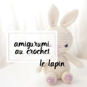 Amigurumi Lapin