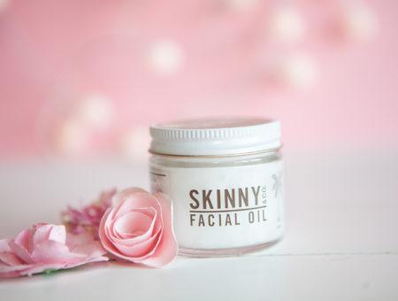 J'ai testé l'huile de coco visage par Skinny & Co