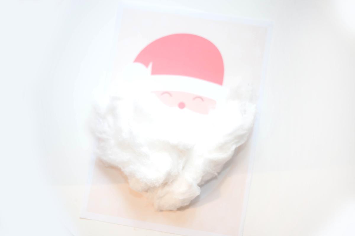 La Barbe du Père Noël