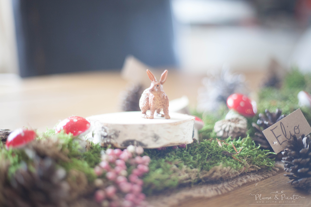 Dans la forêt de Blanche Neige – Les 4 ans d'Alice