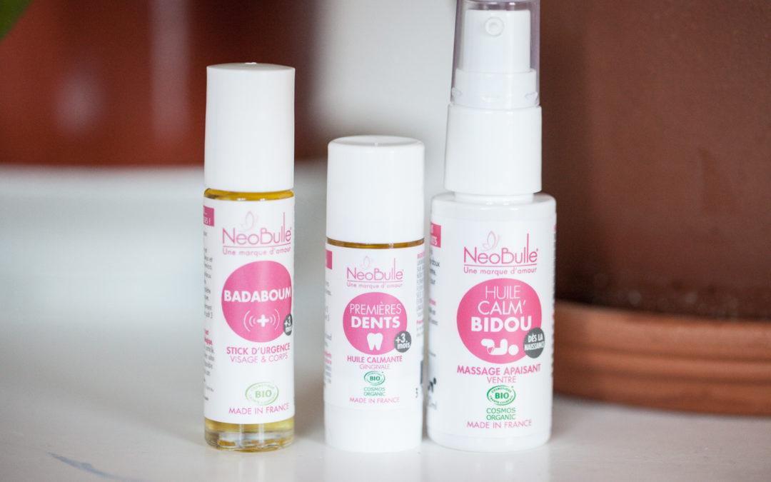 Des soins naturels avec Néobulle